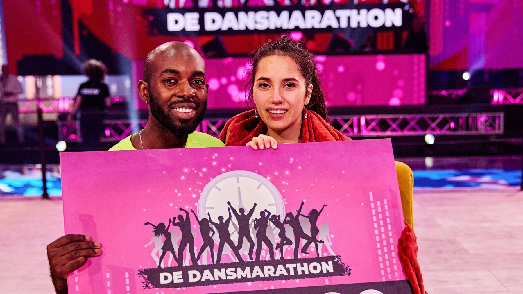 Dansmarathon winnaars
