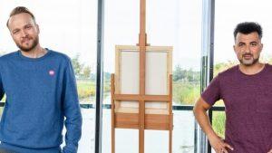 Lubach in 'Sterren op het Doek': 'Ik had mogelijk een kwaadaardig gezwel'