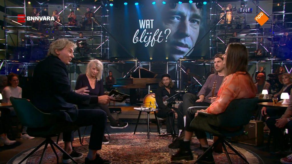 Kijkers ontroerd door ode aan Maarten van Roozendaal in 'Matthijs Gaat Door'