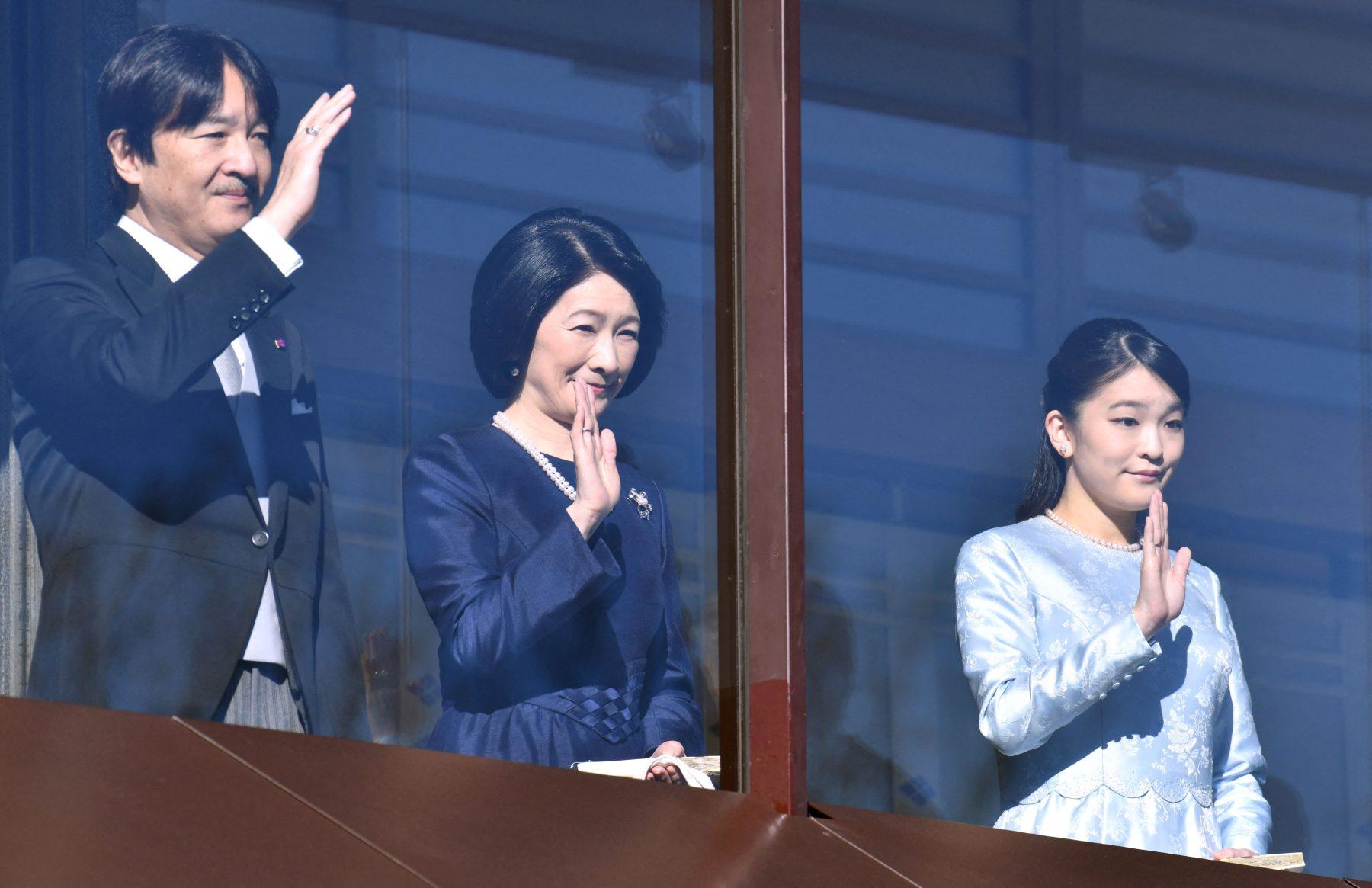 Japanse prinses Mako verlaat keizerlijke familie door te trouwen met 'gewone' burger