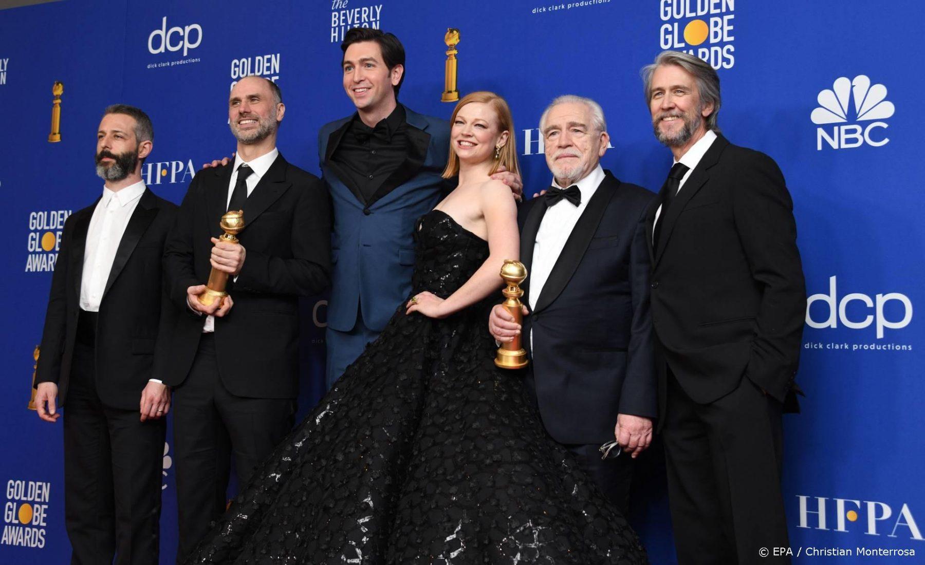Popcorn please: HBO-hitserie 'Succession' krijgt vierde seizoen