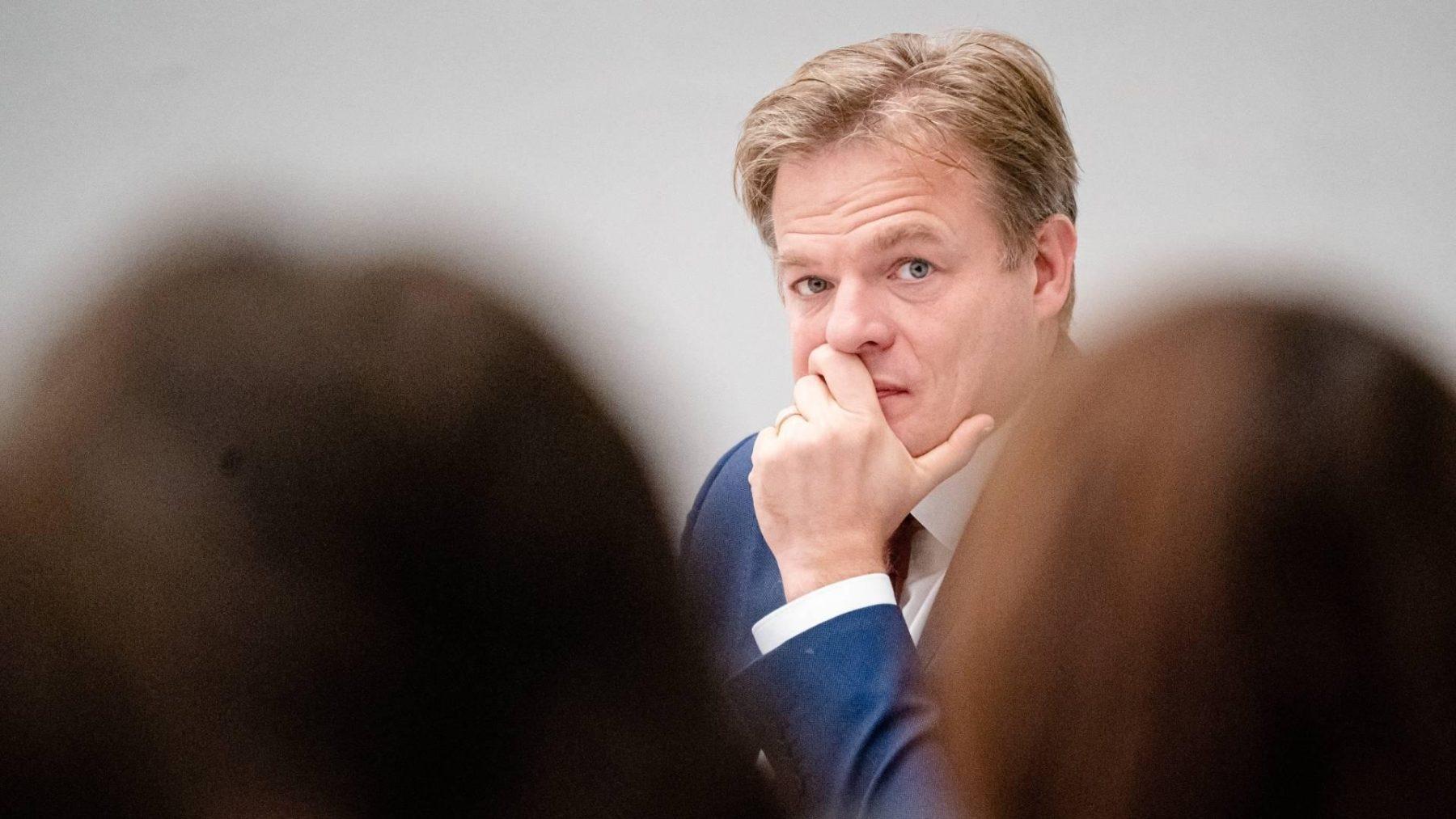 Omtzigt: ik wilde niet meewerken aan persoonlijke aanval op Rutte