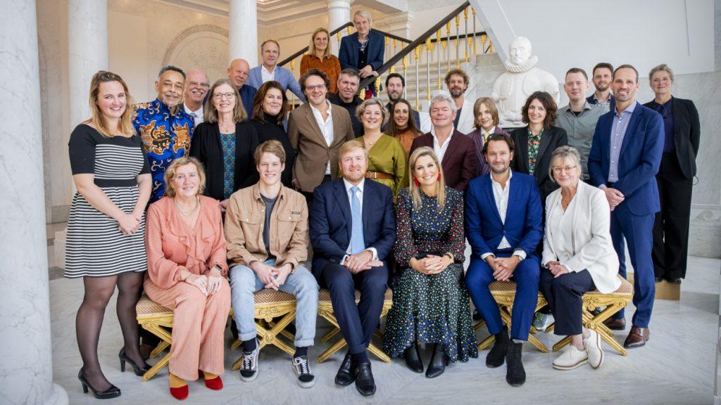 Uitblinkerslunch 2021: dit zijn de gasten van het koningspaar